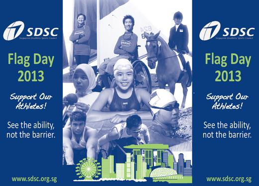 SDSC Flag Day 2013