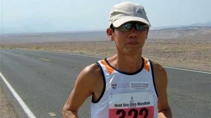 Ultramarathoner to run 217 km for charity
