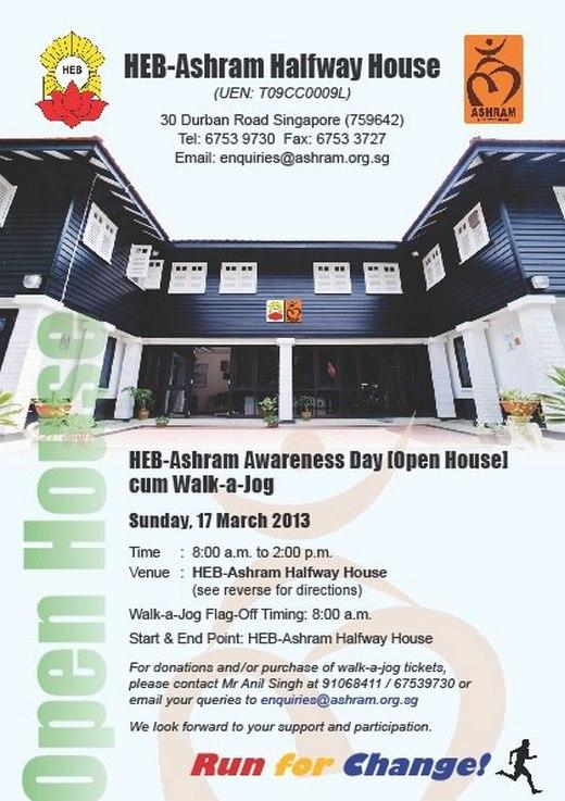 HEB-Ashram Awareness Day 2013