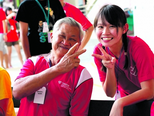 Keeping the spirit of volunteerism alive