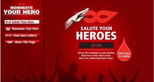 Nominate Your Heros