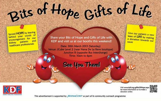 Bits of Hope & Gifts of Life