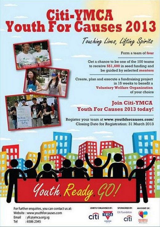 Citi-YMCA Youth for Causes 2013