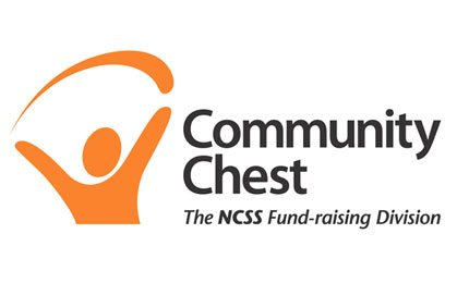 ComChest pedals for fundraiser