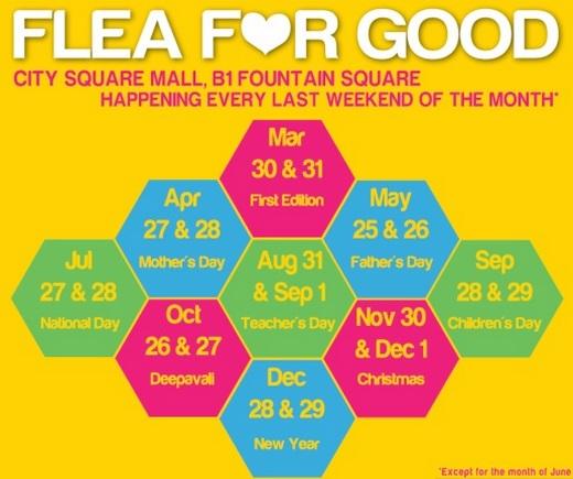 Flea For Good