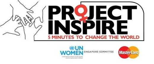 Project Inspire 5 Minutes to Change the World