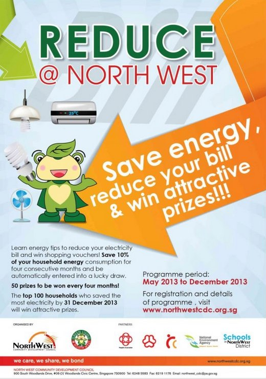 Reduce @ North West