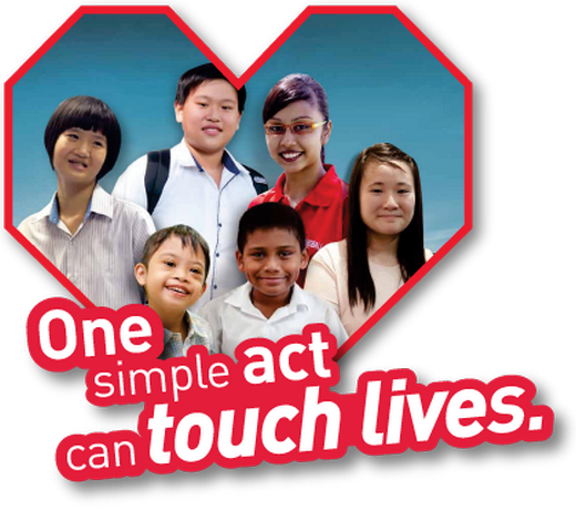 SingTel Touching Lives Fund raises S$2.7 million for 6 beneficiary organisations