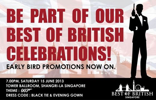 Best of British Celebrations - Raise Funds for Riding for the Disabled Association