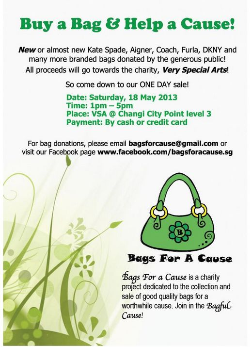 Buy a Bag & Help a Cause!