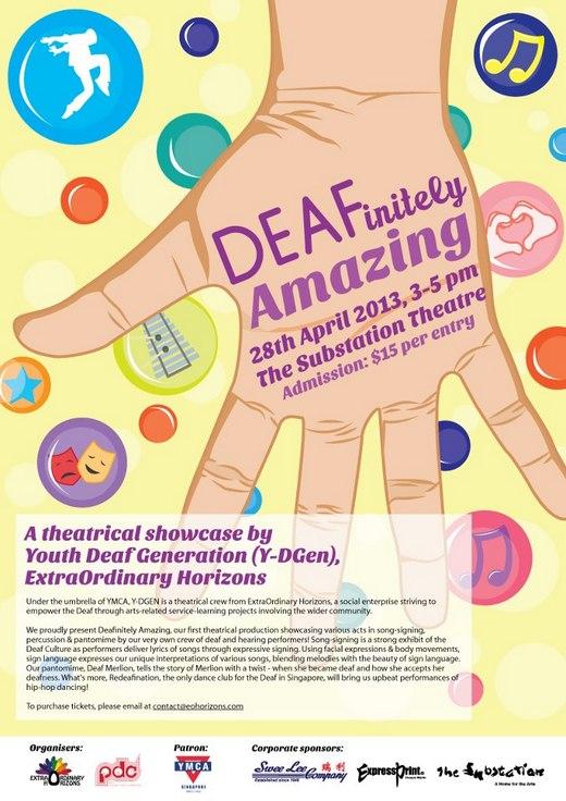 Deaf-initely Amazing