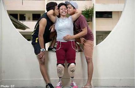 Fund-raiser for SEA Games marksman who lost her limbs