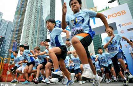 POSB PAssion Run for Kids set for September 8