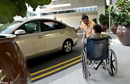 Seniors to visit and lend support to elderly patients