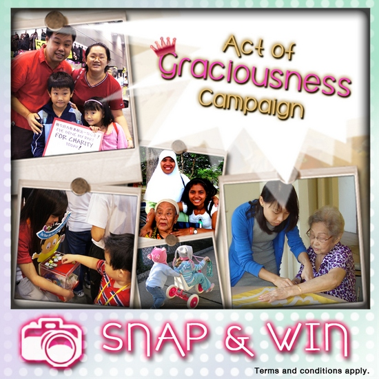 Act of Graciousness Campaign