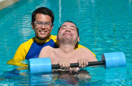 Hundreds pledge to enable the disabled