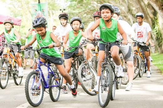 MILO Youth Triathlon 2013