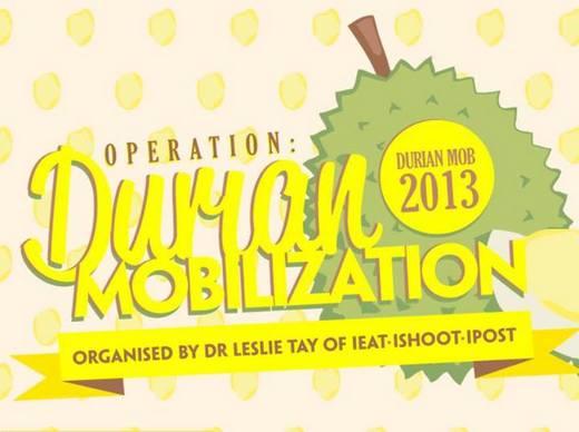 Durian Degustation XII Operation Durian Mobilization