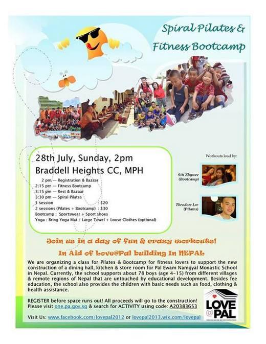 Spiral Pilates & Fitness Bootcamp