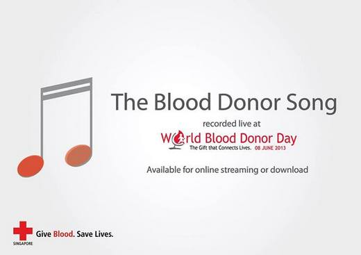 The Blood Donor Song