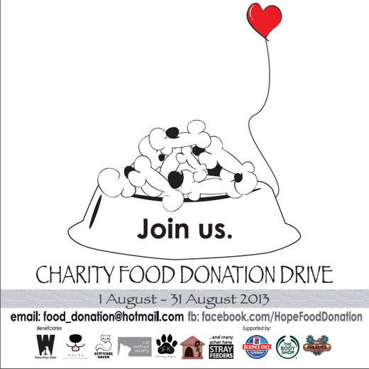 Charity Food Donation Drive