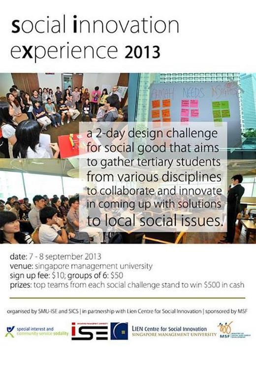 Social Innovation eXperience 2013