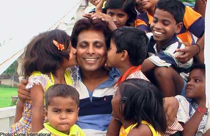Sporean used life savings of $300,000 to help poor kids in India