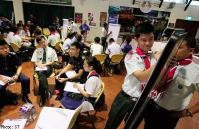 Match welfare groups with volunteers