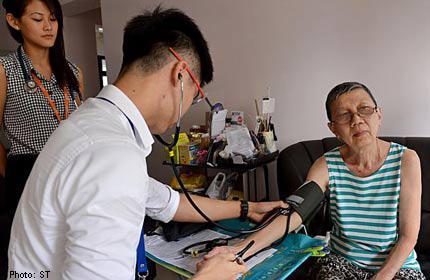 More volunteers join NUS' free health check programme