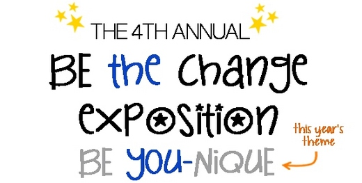 Volunteers required at Be the Change Exposition 2013