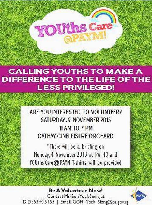 YOUths Care Launch