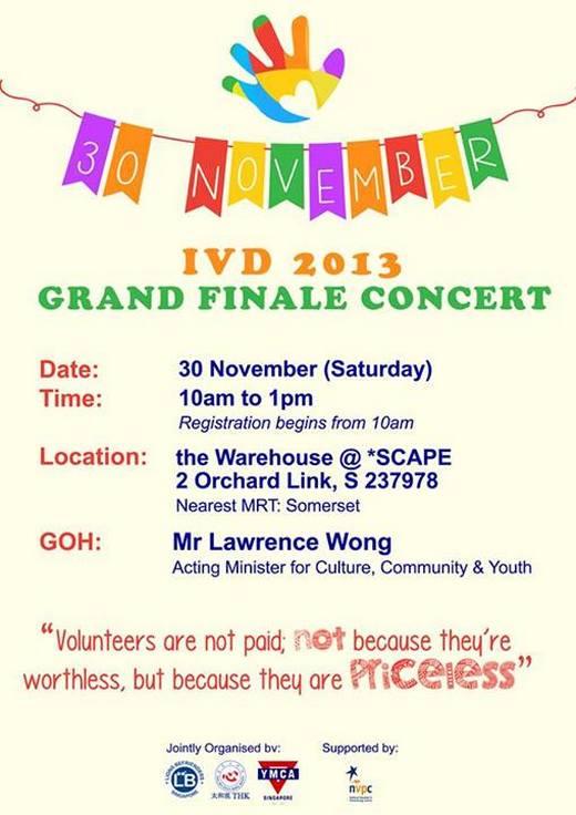 IVD Grand Finale Concert 2013