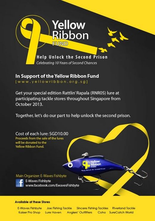 Support the Yellow Ribbon Fund project!