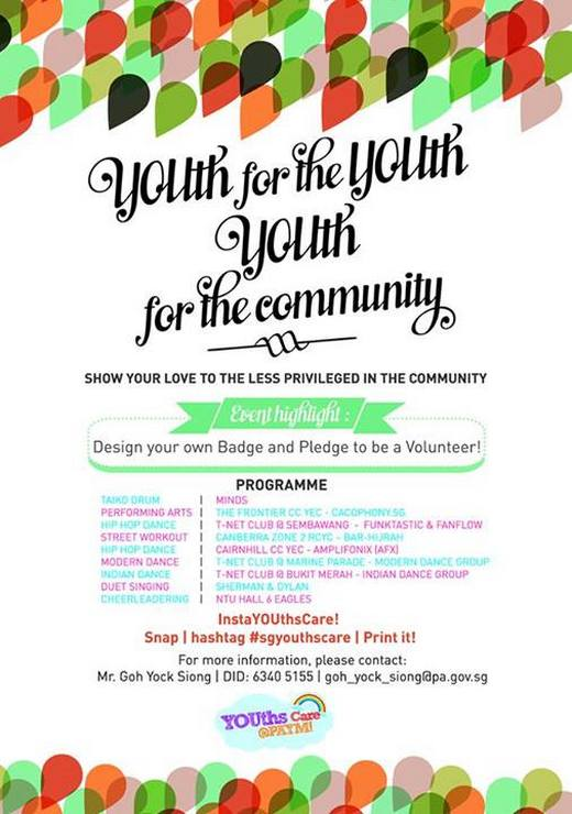 YOUths Care @ PAYM Launch