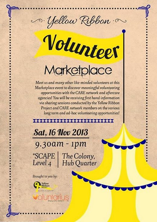 YR Volunteer Marketplace