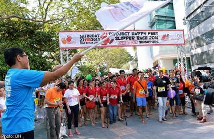 $35,000 raised for needy students in Singapore and Cambodia