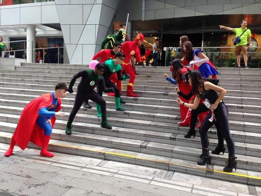 Heroes Run 2014 - 2