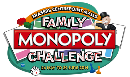 Family Monopoly Challenge raises donations for needy