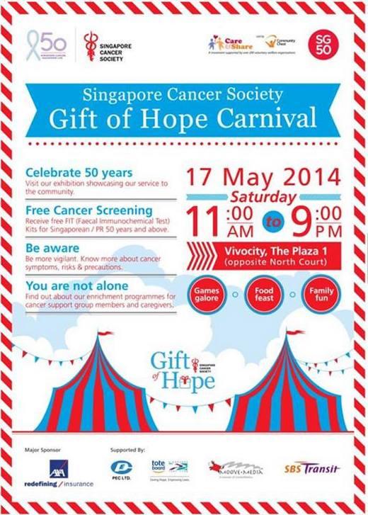 Gift of Hope Carnival 2014