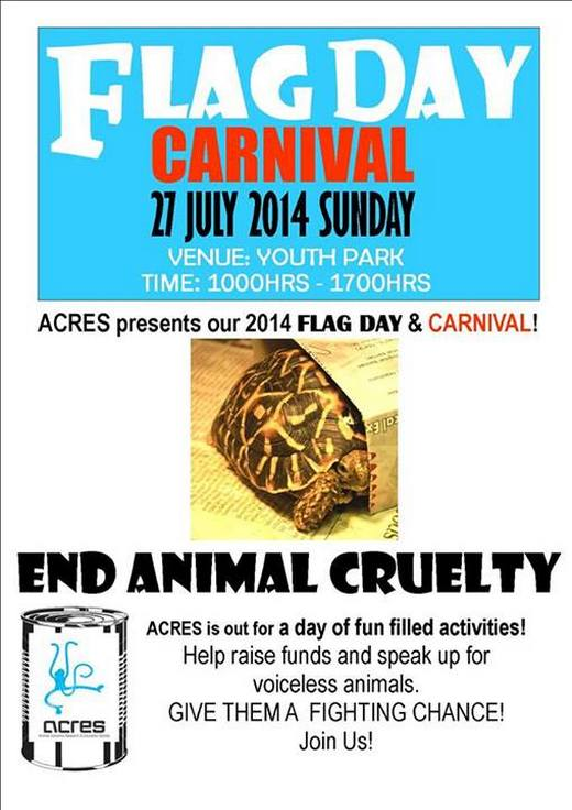 ACRES Flag Day & Carnival 2014
