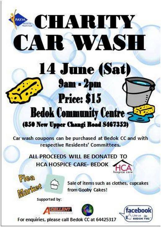 Car wash for a cause!