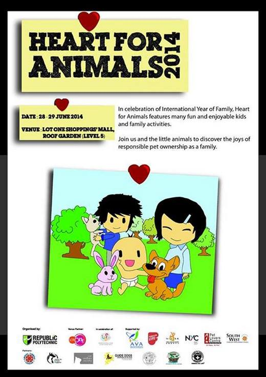 Heart for Animals 2014 is back!