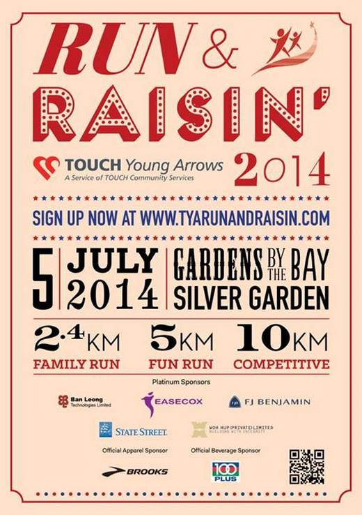 Run & Raisin' 2014