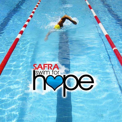 Swim for a good cause @ SAFRA!