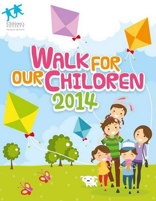 Walk for Our Children 2014