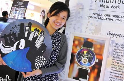 Student-designed limited edition watch raises $1,800 for charity