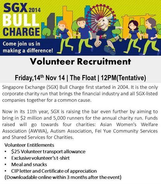 Volunteer-Recruitment-for-SGX-Bull-Charge-2014