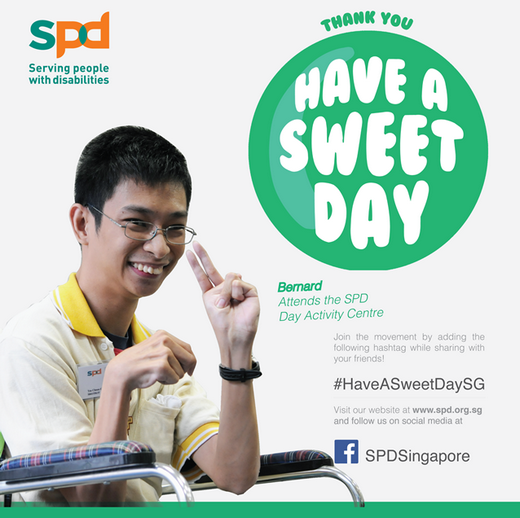 SPD Have A Sweet Day Campaign 2014
