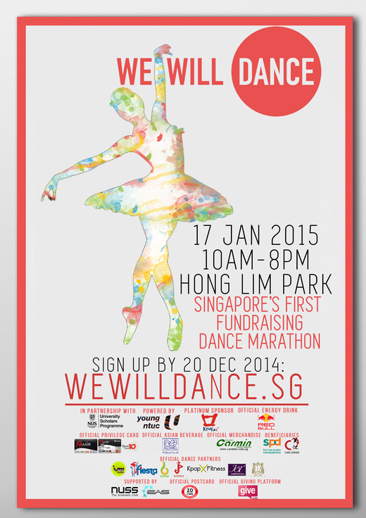 Calling for Volunteers for We Will Dance 2015