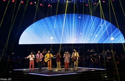 Tenth annual ChildAid charity concert raises record $2.3 million
